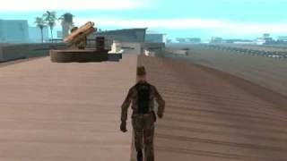 GTA SA-MP - Artillery Filterscript