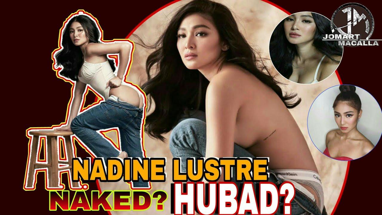 Nadine nude pics Nadine Lustre Naghubad Naked Sexy Body Photoshoot For Her Birthday Youtube