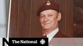 Legendary soldier Roy Rushton to be honoured in Nova Scotia