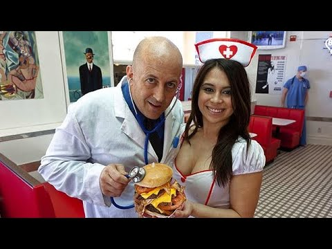 Ultimate Heart Attack Grill Compilation - Thug Life - 2017