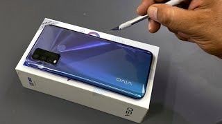 Vivo Y50 Unboxing & Camera Test | Slightly Late Unboxing