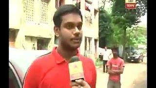JEE Medical Result: Reaction of First position holder Chandrachur  Mandal