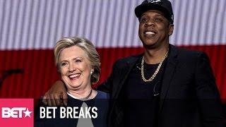 Trump Slams Jay Z And Beyonce