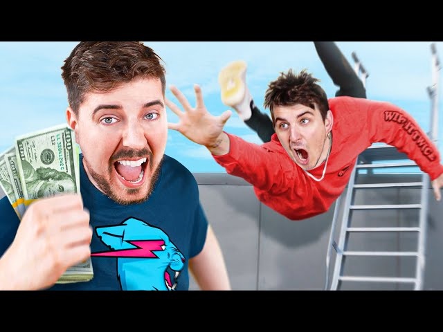 Extreme $100,000 Game of Tag!
