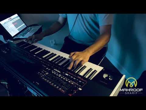 The Box (Quti) Live Keyboard Cover Remix 2020 Mahroof Sharif