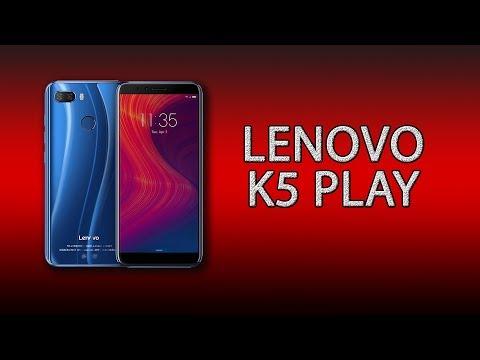 Lenovo K5 Play - мощный бюджетный смартфон!