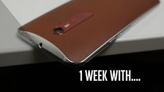 Moto X Pure (2015): 1 Week Review