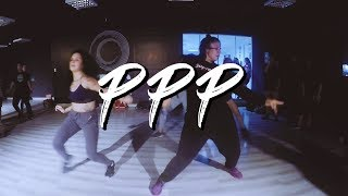 Kevin Roldan - Ppp  Choreography By Axel Barrios
