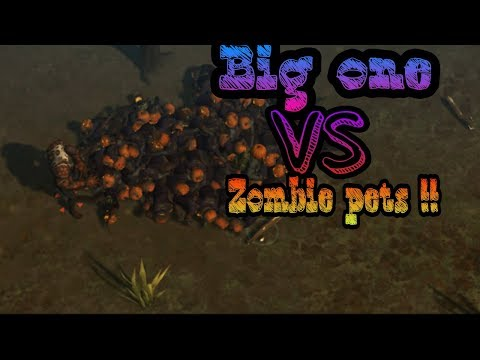 BIG One VS Zombie Pets Last Day on Earth: Survival Gameplay !!