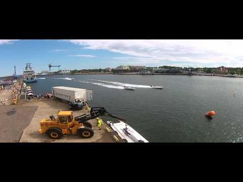 Oskarshamn - Offshore World Championship 2015