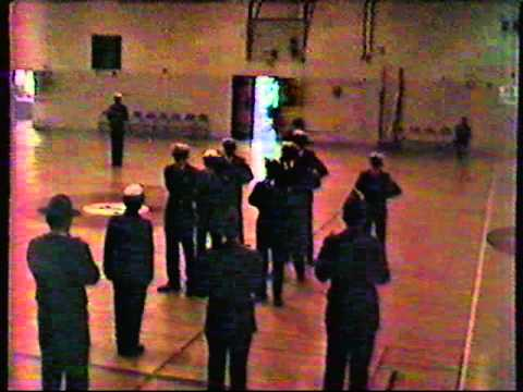 Waltham Massachusetts JROTC tape3 part 1of3 Tina Sottile