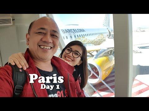 TRAVEL NOTES 2017 - Road To Paris (Paris Day 1)
