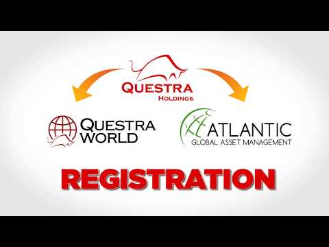 Questra World AGAM registration