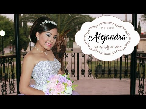 Alejandra XV // Party Day