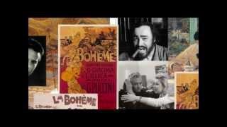 Pavarotti & Panerai. O Mimí tu più non torni. La Bohème.