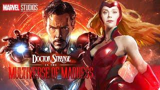Doctor Strange 2 Marvel Announcement Breakdown and Avengers Easter Eggs