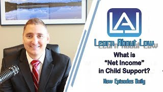 What is Net Income in Child Support - Learn About Law