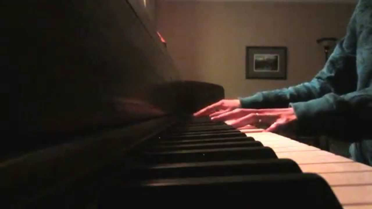 Different kind of Christmas Mark Schultz- Piano Cover - YouTube