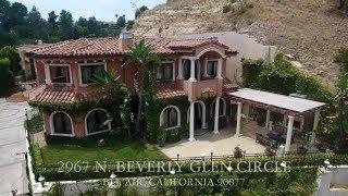 2967 Beverly Glen Cir - Bel Air-  SOLD by Christophe Choo Coldwell Banker Global Luxury Real Estate