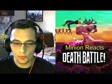 Death Battle: Kenshiro vs Jotaro Reaction/Thoughts- Minion Reacts