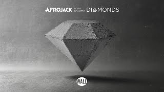 Обложка Afrojack Jay Karama Diamonds