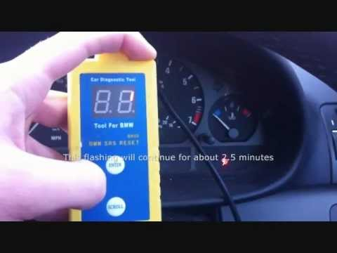 Reset BMW Airbag Light   How To Remove Great Ideas