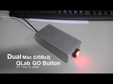 IPAD controls Q-LAB by cmooreaudio