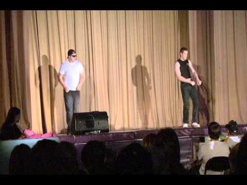 "Duanesburg Talent Show: Jerry and Dallas have ""Moves Like Jagger"""