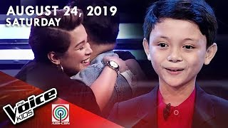 LIVE: The Voice Kids DigiTV | August 24, 2019