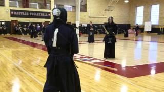 20th Harvard Shoryuhai Tournament 3/19/16 - 3/20/16 Justin Hung (re...