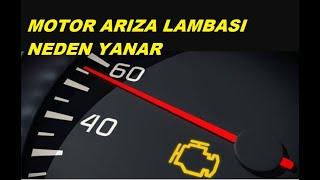 MOTOR ARIZA LAMBASI NEDEN YANAR