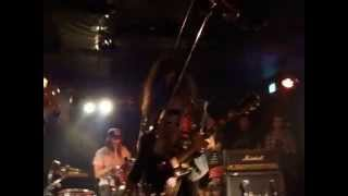 The Shrine (live 2/3) @ earthdom Tokyo Japan 27 Aug 2014