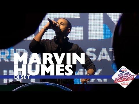 Marvin Humes - Full DJ Set (Live At Capital's Jingle Bell Ball 2016)