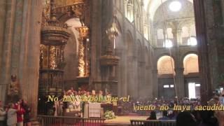 Catedral de Santiago de Compostela, Spain ( music: di Vivaldi, Gloria in Excelsis Deo )