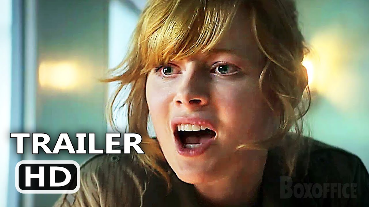 Download OUTSIDE THE WIRE Trailer 2 (2021) Emily Beecham, Anthony Mackie Movie