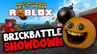 Roblox: BRICKBATTLE SHOWDOWN! [Reproduzca naranja molesto]