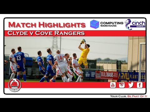 Clyde Cove Rangers Goals And Highlights