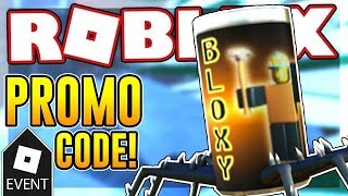 NEW PROMO CODE FOR THE SPIDER COLA | Roblox