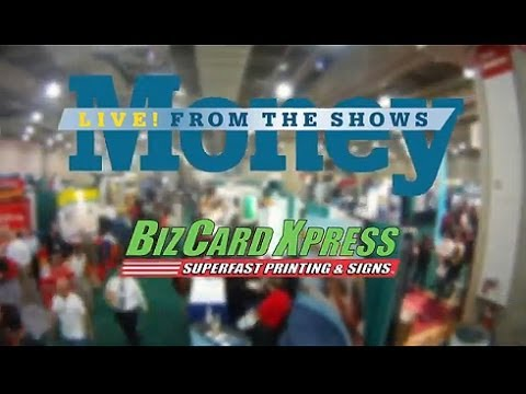 ▶ BizCard Xpress at the Int'l Franchise Expo in NYC