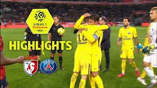 LOSC - Paris Saint-Germain (0-3) - Highlights - (LOSC - PARIS) / 2017-18