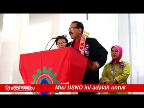 Misi USNO - Haji Dulli Haji Tiaseh (Presiden) HD
