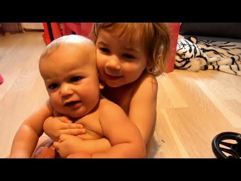Alice räddar lillebror - Unga föräldrar (TV4)