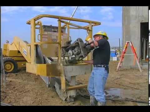 Wall Sawing Setup Tips