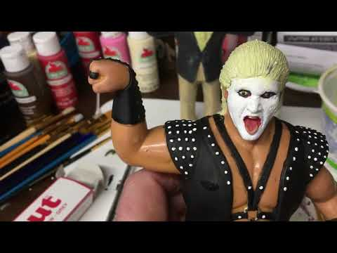 WWF LJN Custom Smash from Demolition