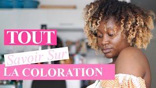 Coloration Decoloration ce qu'il faut savoir avant de se lancer I Routine Capillaire
