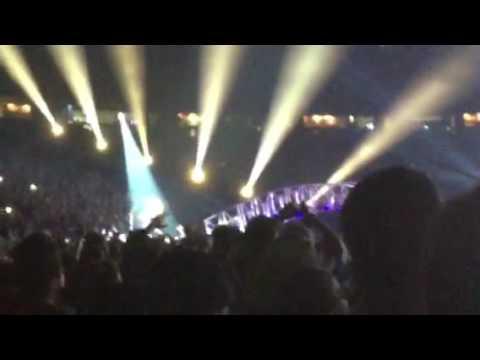 Luke Bryan, Rain is a Good Thing: Live at Gillette Stadium