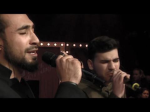 Abuljabbar Din Vs Burhan Çatılı 'Kafası Kendinden Bile Güzel' O Ses Türkiye 2 Şubat 2017 | Düello