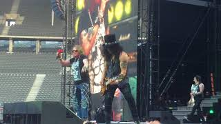 Guns n Roses - Welcome to the jungle. live in Berlin 03.06.2018