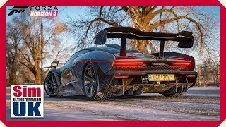 01 Forza Horizon 4 FIRST LOOK Gameplay Review LIVE on TWITCH by Sim UK