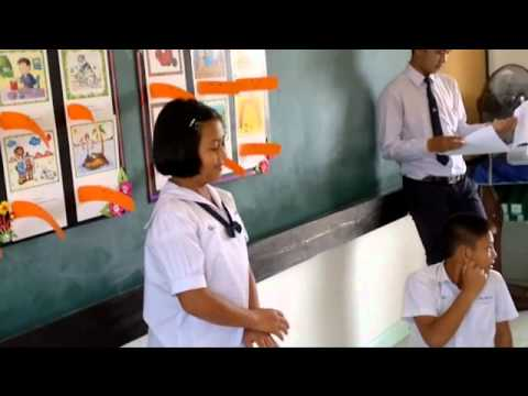 ทดลองการสอนภาษาไทย ป.5 รร.หนองจอก